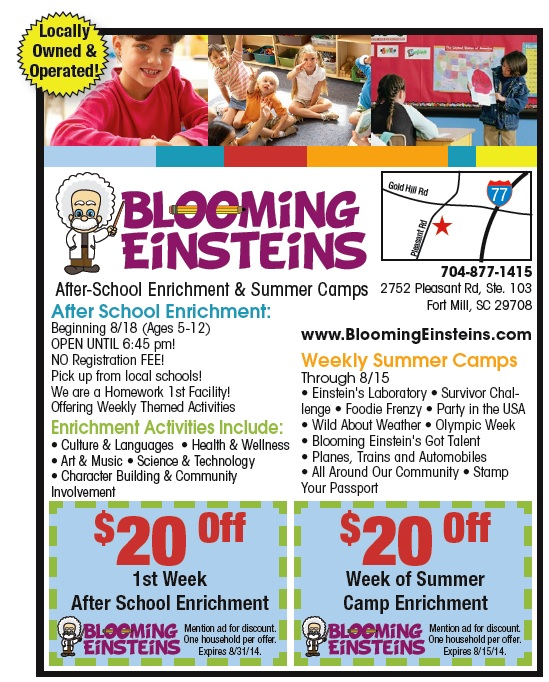 blooming-einsteins