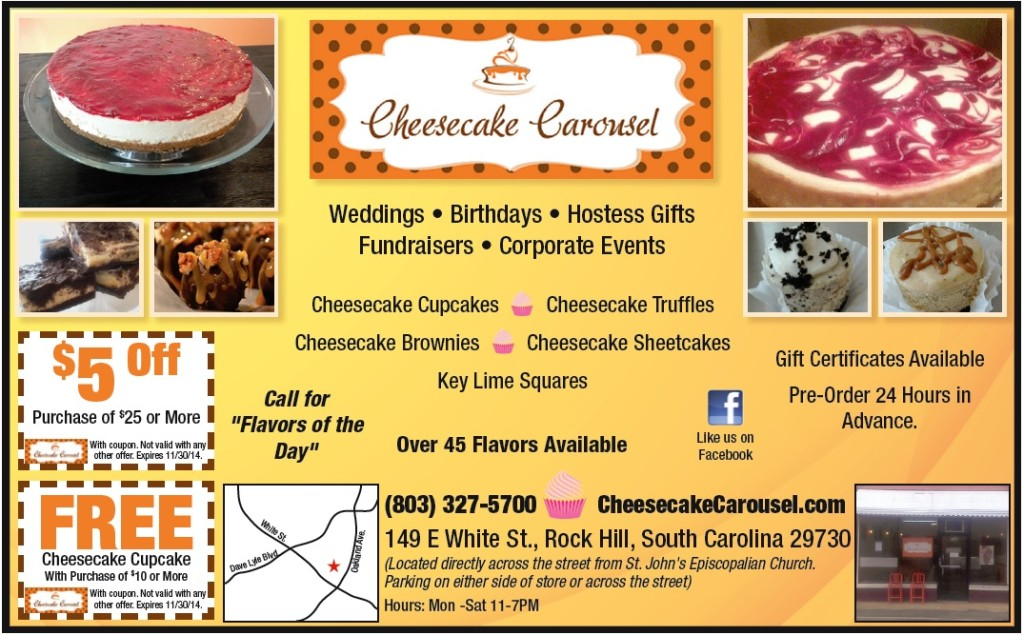 cheesecakecarousel