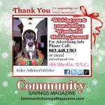 Happy Holidays from Community Savings Magazine