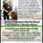 Sponsor Taste of Fort Mill & Help The Children's Attention Home