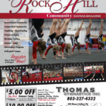 Our Featured Rock Hill Business is Thomas Gymnastics