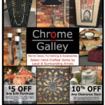 Our Featured Fort Mill Business this edition is Chrome Galley