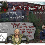JC's Frightmare Haunted House in Chester / Great Falls