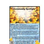Community Spotlight – Children's Hero by Donna K. Britsch