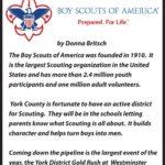 Community Spotlight – Boy Scouts of America