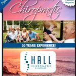 Our Featured Heath Business this edition is Hall Chiropractic & Massage