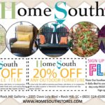 "Our Featured ""Home"" Business this Edition is Home South"