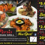 Our Featured Fort Mill Business this Edition is Persis Indian Grill