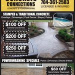 "Our Featured ""Home"" Business this Edition is Concrete Connections"