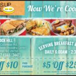 Our Featured Rock Hill Business this Edition is Eggs Up Grill