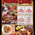 Our Featured Fort Mill Business this Edition is Famous Dave's