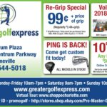 Our Featured Pineville Business This Edition is Greater Golf Express
