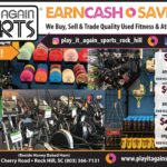 Our Featured Rock Hill Business this Edition is Play It Again Sports Rock Hill