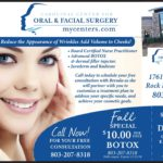 Our Featured Health Business this Edition is Carolinas Center For Oral & Facial Surgery
